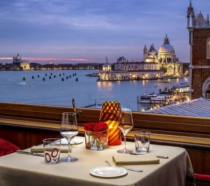 Eating Out In Venice A La Carte Seasonal Special Menu